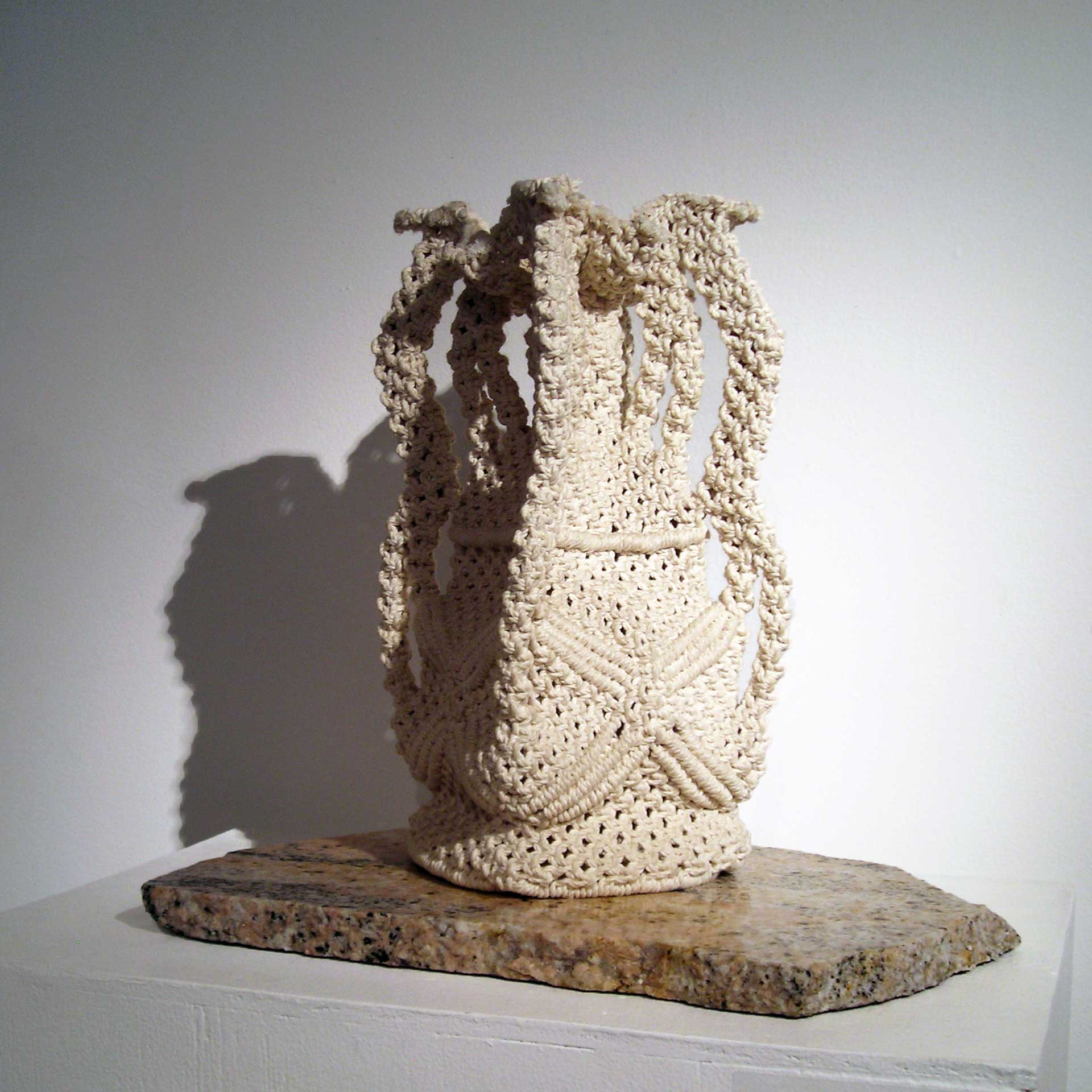 Knotted Vessel by Darlyn Susan Yee